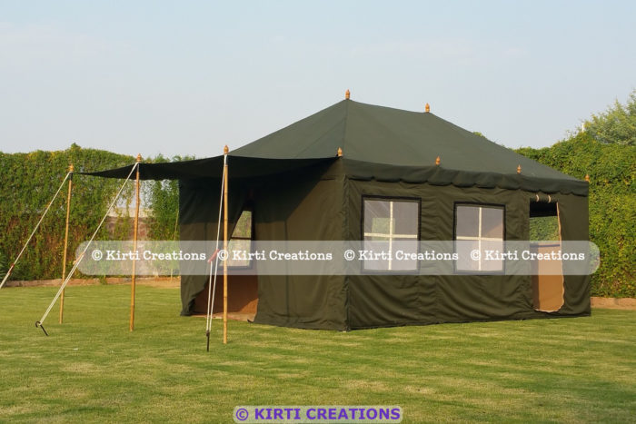 Wonderful Resort Tent