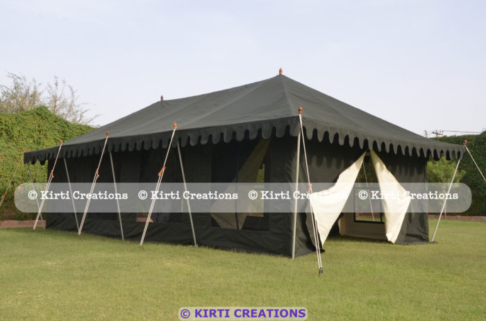 Exotic Resort Tent