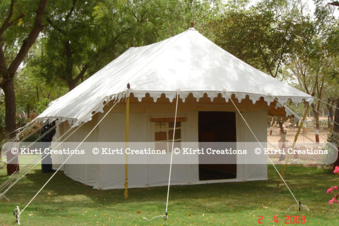 Majestic Resort Tent