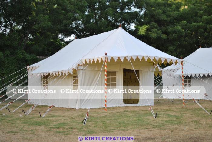 Handmade Resort Tent