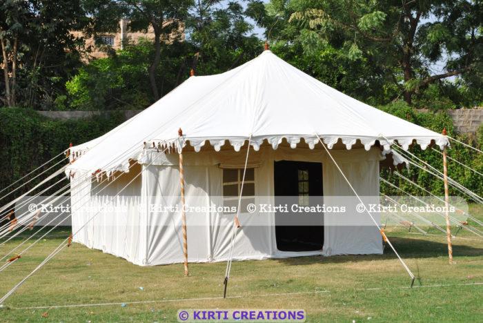 Romantic Resort Tent