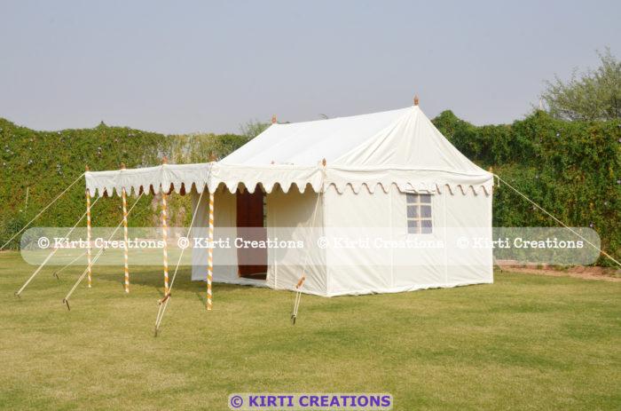 Magnificent Resort Tent