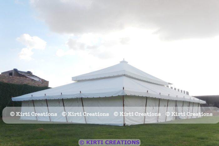 Handcrafted Resort Tent