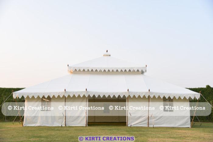 Traditional Resort Tent