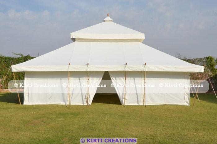 Elegant Resort Tent