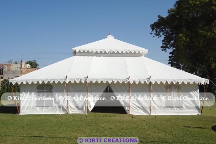 Decadent Resort Tent