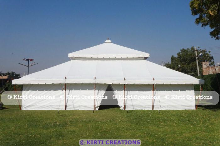 Extravagant Resort Tent