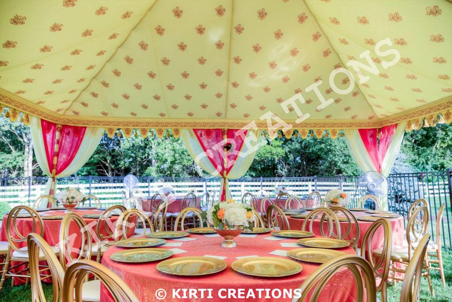Affordable Resort Tent